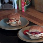 Wholegrain Cajun Chicken Burger