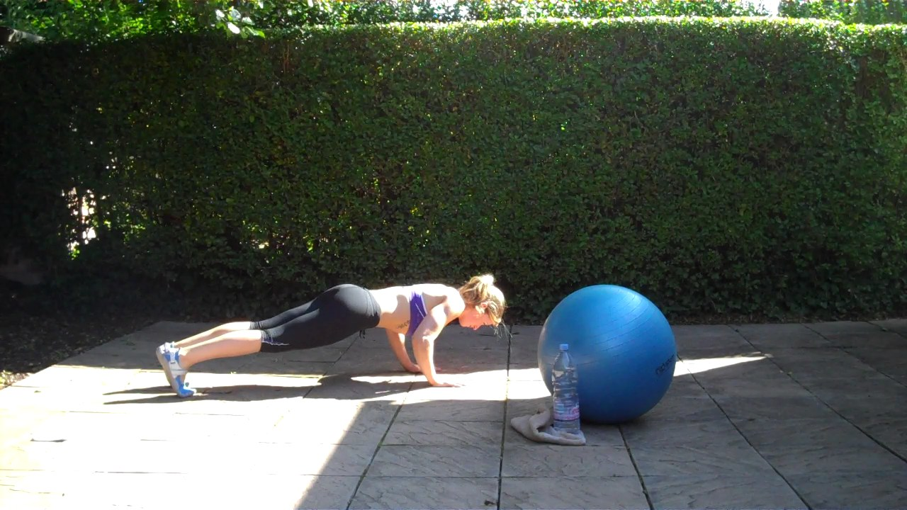 another pushup