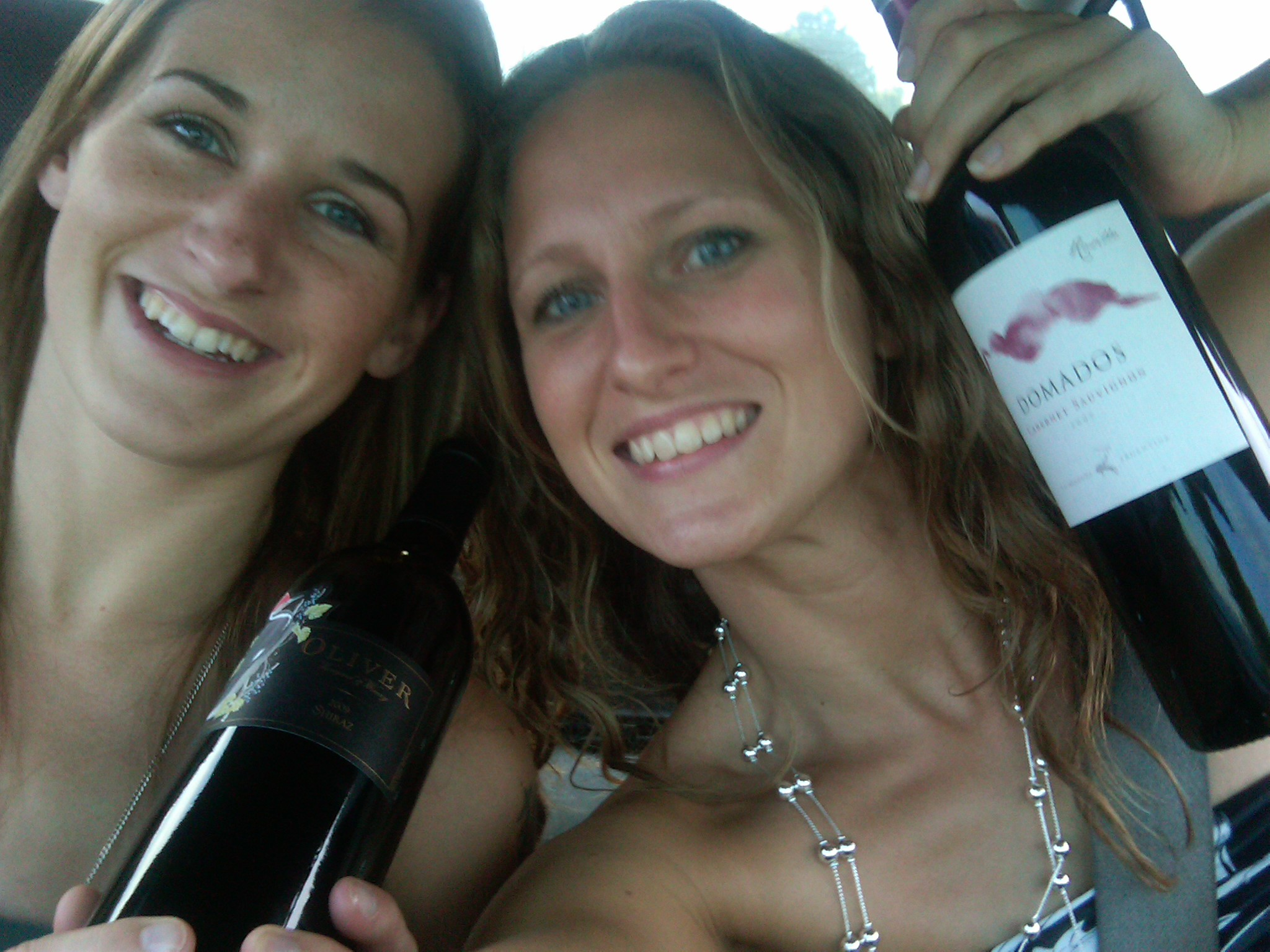 Yay for wine!